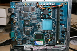 mainboard without the network switch
