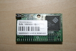 Transcend IDE Flashchip 44 Pin upside