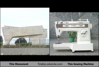 this-monument-totally-looks-like-this-sewing-machine