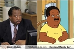 stanley-hudson-totally-looks-like-cleveland