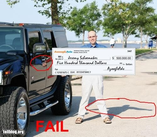 Fail owned photoshop fail 1