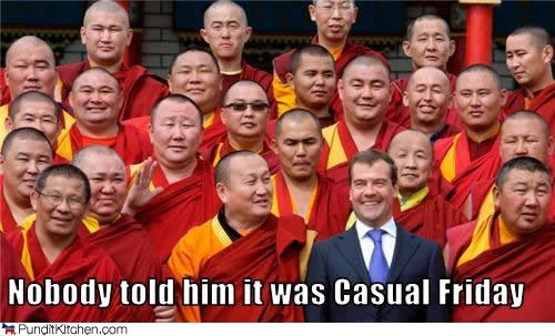 political-pictures-monks-medvedev-casual-friday