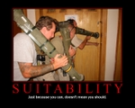 suitability